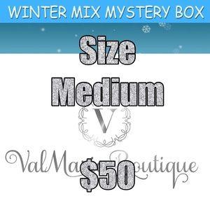MYSTERY BOX SIZE MEDIUM